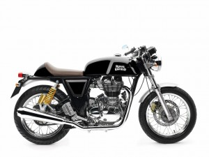 Royal Enfield Continental GT 535 schwarz