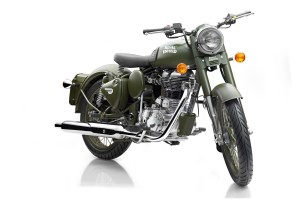 Classic 500 EFI Battle-Green II
