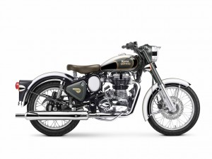 Royal Enfield Classic 500 Chrome Athinagrey