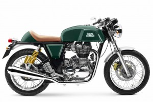 Royal Enfield Continental GT 535 British Racing Green